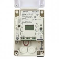 LED Schemerschakelaar met tijdklok - 2000W - IP54