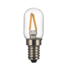 LED E14-Filament Koelkastlampje - T22 - 2W - 2700K - 250Lm