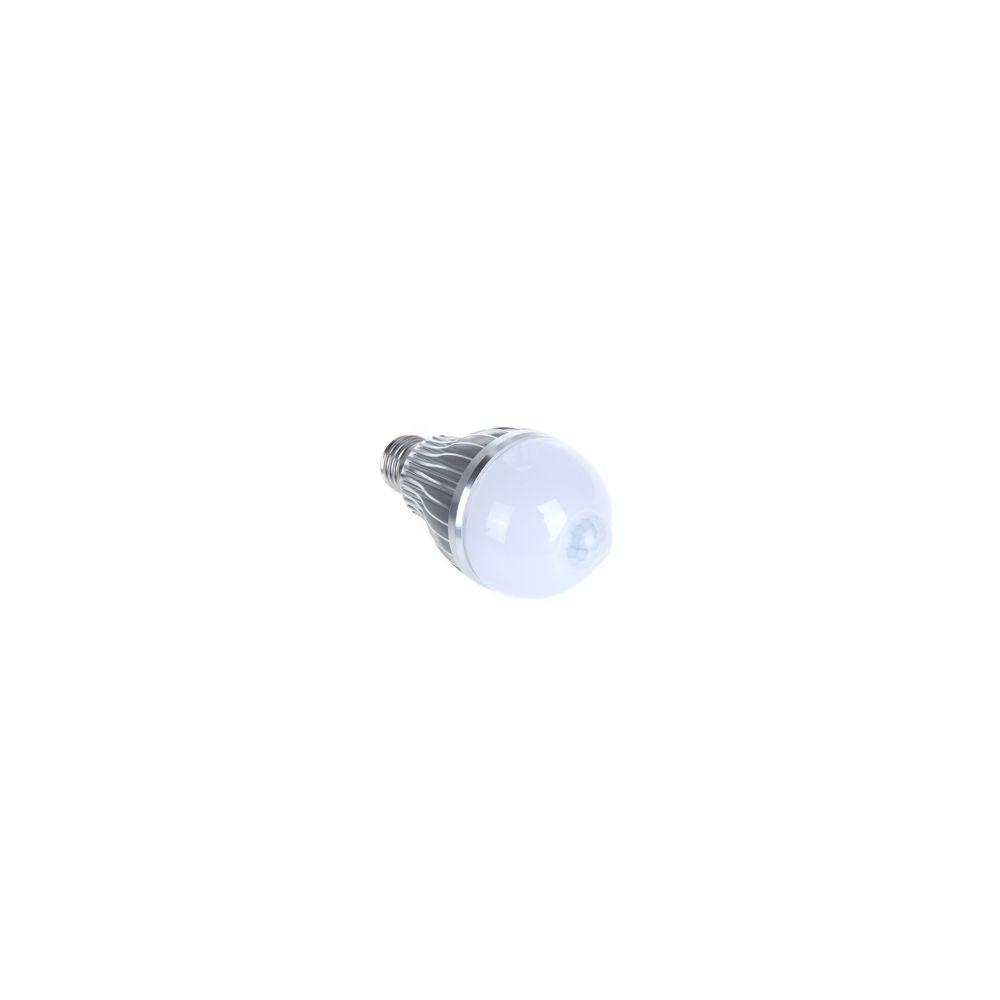 LED E27-PIR-Bewegingssensor-lamp - 7W - 2700K - 770Lm
