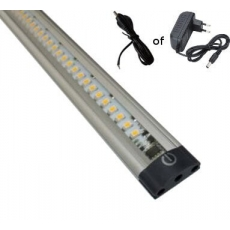 LED Bar Touch - 3W - 9,5-30V - Complete set