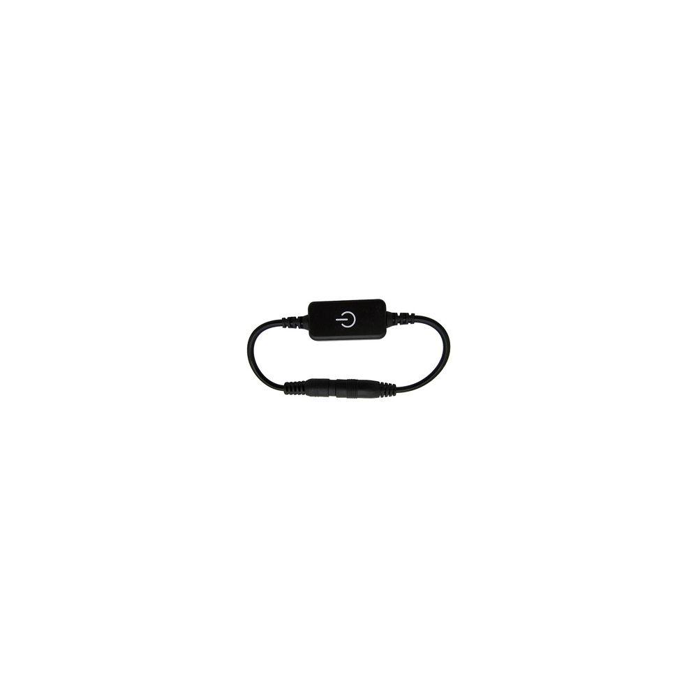 iTouch LED schakelaar/dimmer - DC12-24V - 4A - (DC3.5mm-plug)