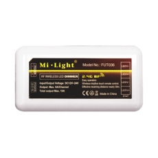 Mi-Light - Single Color LED Strip Controller - 12-24V - 6A - 4 Zones