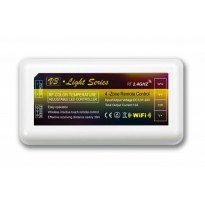 Mi-Light - Dual White LED Strip Controller - CCT - 12-24V - 6A - 4 Zones