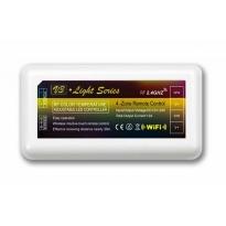 Mi-Light - Dual White LED Strip Controller - CCT - 12-24V - 6A - 4 Zones