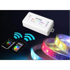 LED Bluetooth Controller - SP105E - max 2048px - 200 effecten