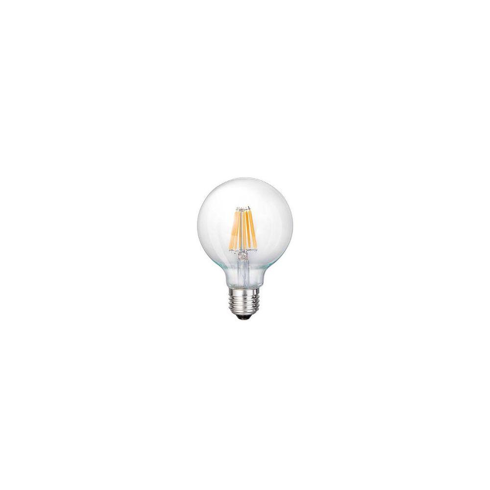 LED E27-G125-Filament lamp - 7W - 3000K - 750Lm