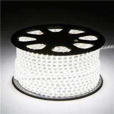 LED Strip 230V - Koel wit - 6000K - 60xSMD3014/m - IP66