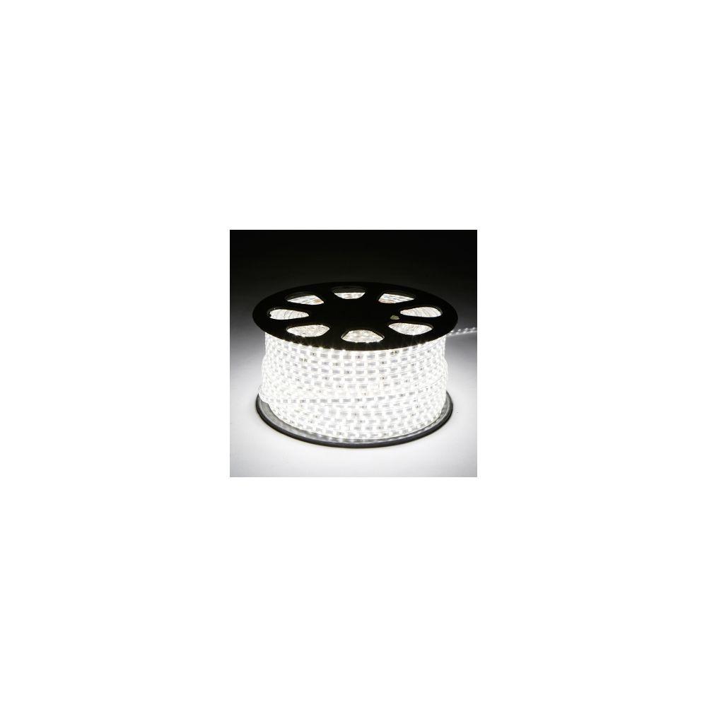LED Strip 230V - Daglicht wit - 6000K - 60xSMD3014/m - IP66