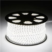 LED Strip 230V - Koel wit - 6000K - 60xSMD3014/m - IP66