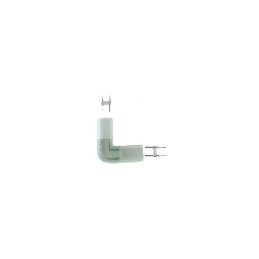 Hoek koppelstuk LED Strip 230V - 90° - 2x female