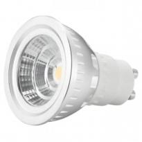 LED GU10 spot - 4W - COB - 2500K- 290Lm - Dimbaar