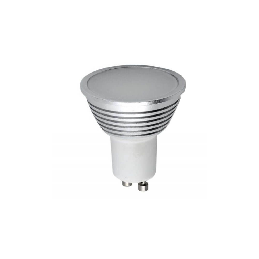 LED GU10 spot - 4W - 3000K - 310Lm - 120° - Dimbaar