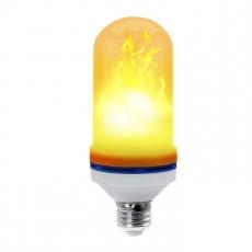 LED E27 lamp met vlameffect - 4W - 1500-1800K - 170Lm