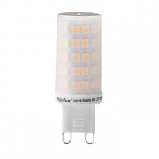 LED G9 - 4W - 3000K - 500Lm - 360° (35W halogeen vervanger)