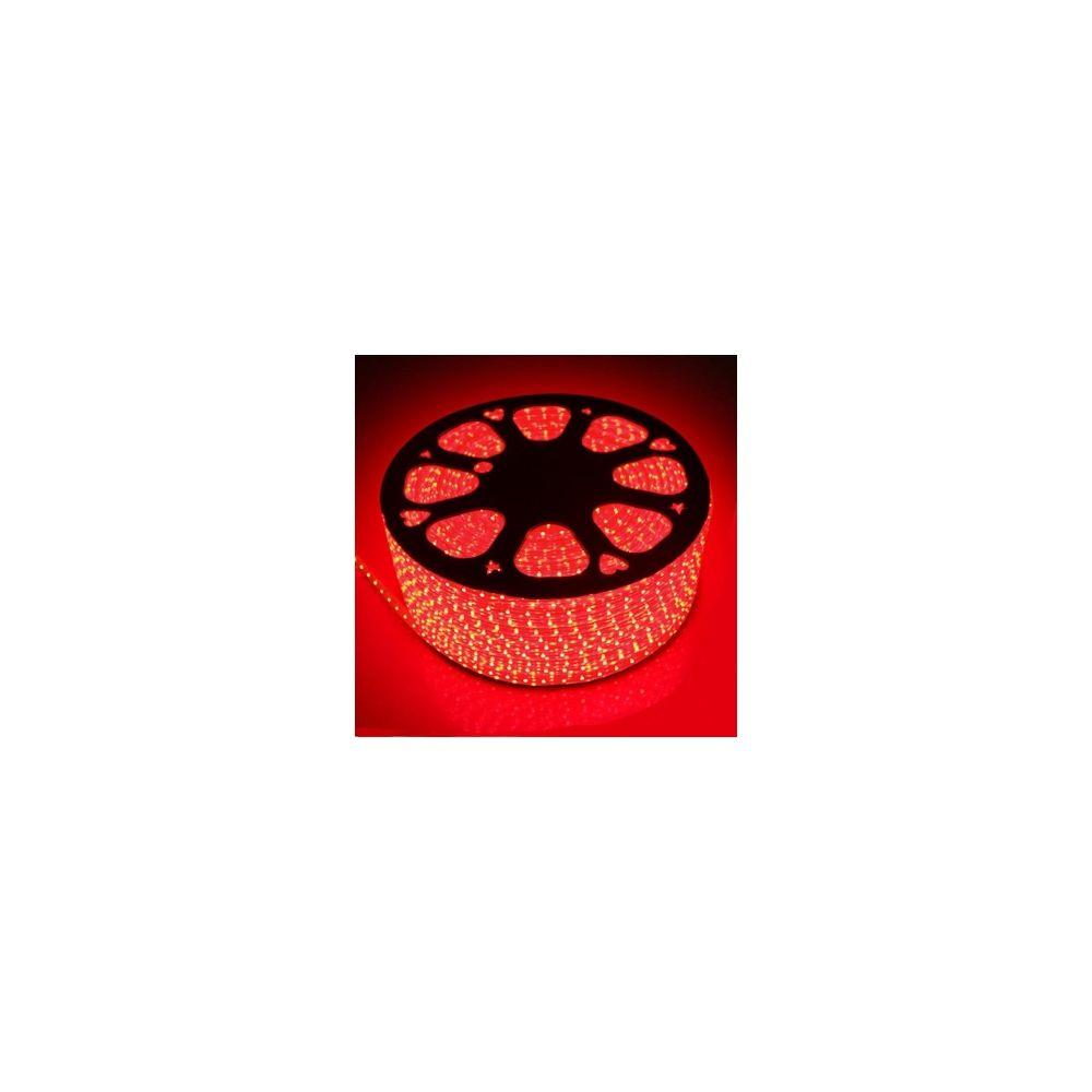 LED Strip 230V - Rood - 60xSMD5050/m - IP66