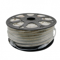 LED Strip 230V - Wit - 4000K - 60xSMD5050/m - IP66
