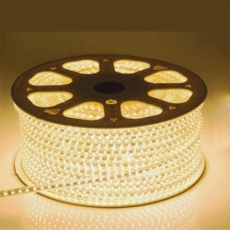 LED Strip 230V - Wit - 4000K - 60xSMD5050/m - IP66