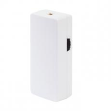LED Snoerdimmer - 1-40W/VA - 220-240V - Wit