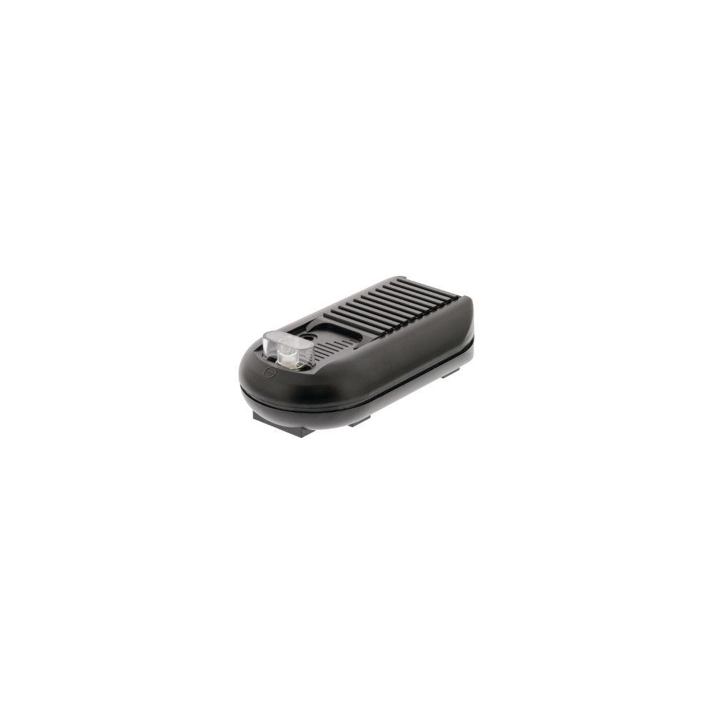 LED Vloerdimmer - 1-60W/VA - 12-240V - Zwart