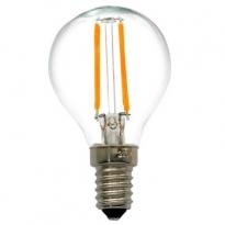 LED E14-G45-Filament - 2W - 200Lm - 2700K