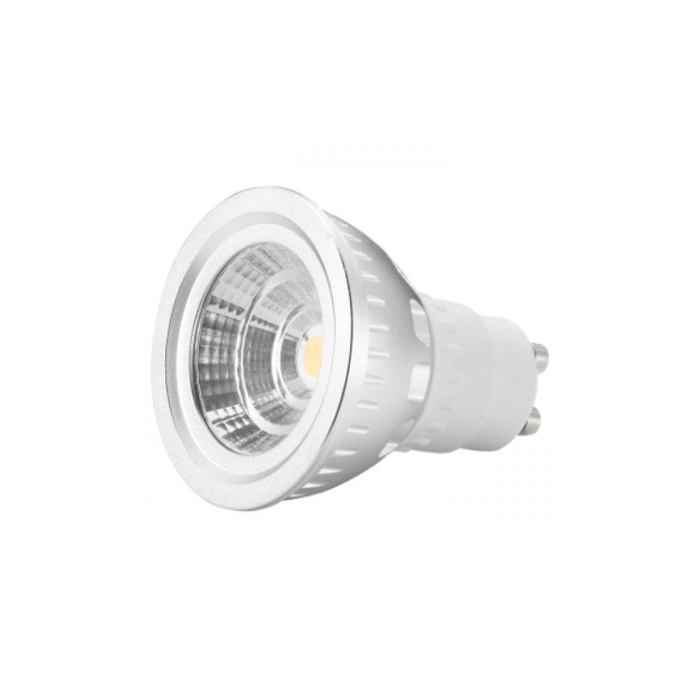 LED GU10 Spot - 5W - CCT Dimbaar (2000-2800K) - 45° - wit