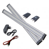 LED Bar - 5W - 24V - 500mm - 3000K - 500Lm - Dimbaar - Set