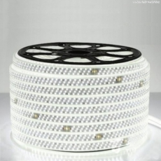 LED Strip 230V - Koel wit - 6000K - 276xSMD2835/m - IP66