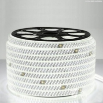 LED Strip 230V - Koel wit - 6000K - 276xSMD2835/m - IP66