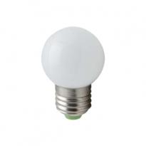 LED E27-G45-Bulb - 1W - Waterproof - Wit (6700K)