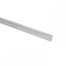 Profiel transparant 1 meter tbv LED Strip 230V - 3 Lijns
