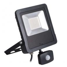 LED Breedstraler met bewegingssensor - Antos - 50W - 4000K - IP44 - Vervangt 500W