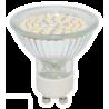 LED GU10 Spot - 3W - 48SMD - 3000K- 220Lm