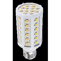 LED E27-Corn - 9 Watt - 3000K