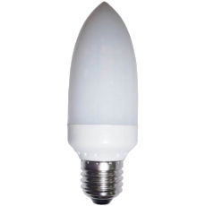 LED E27-Kaarslamp - 3,5W (230V)