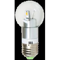 LED E27-Bulb - 3W - 2300K - 3W - Dim (230V)