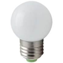 LED E27-Bulb - 2W - Waterproof - Warm wit