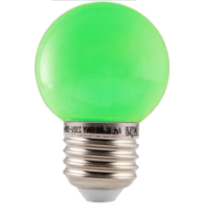 LED E27-Bulb - 2W - Waterproof - Groen