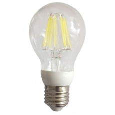 LED E27-Filament lamp - 6,5W - 2700K - 715Lm - Helder