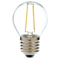 LED E27-Filament lamp - 2,5W - 2700K - 275Lm - Helder