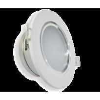 LED Set 2-Inbouwspots - 8W - Dimbaar - Gratis Trafo