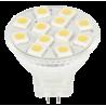 LED G4/MR11-spot - 12SMD - High Lumen - 2,4W
