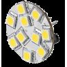 LED G4 - 2,0W - Backpin (20W halogeen vervanger)
