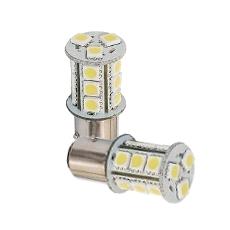LED BAY15D - Boot - Navigatielamp - 3W - 10-30VDC - Blister 2 stuks