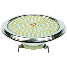 LED AR111 120SMD 6Watt 12VAC/DC 3000K