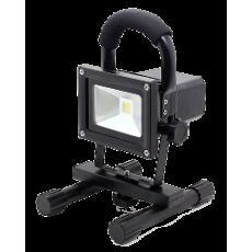 LED Bouwlamp - 10W - 850Lm - Oplaadbaar