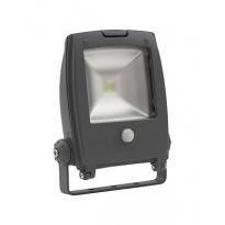 LED Buitenlamp met bewegingsmelder - 10W - 500Lm - IP65 - 4000K