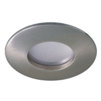 Armatuur rond 50mm IP44 (RVS)