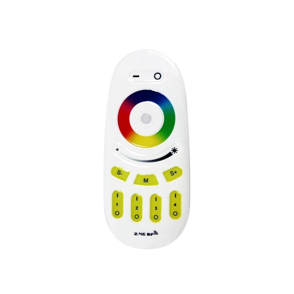 RGBW Touch Afstandsbediening (RF-2.4G) - 4 Kanalen