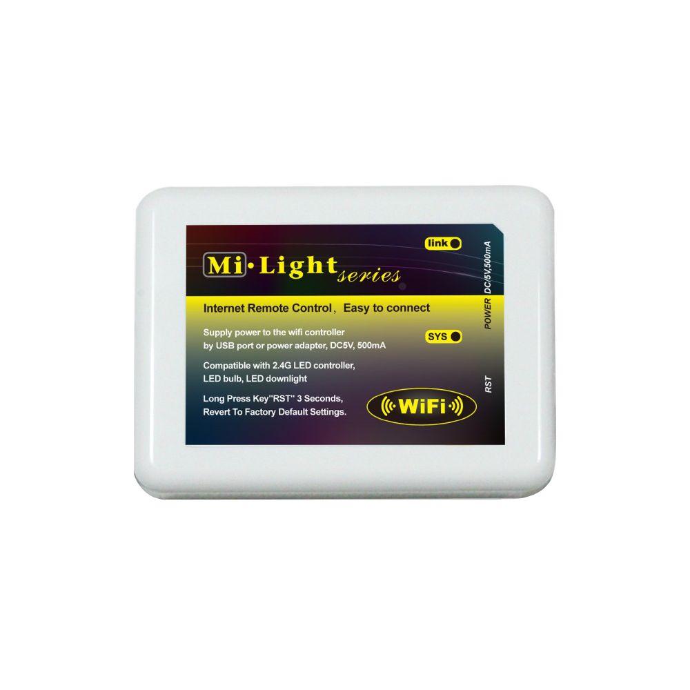 RGBW WiFi Controller