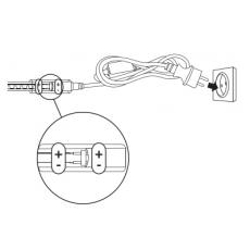 LED Lichtslang - Koel wit - 2,5W/m - IP44 - Ø13mm